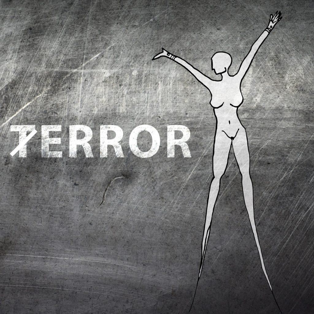 Terror / Error Kunstwerk
