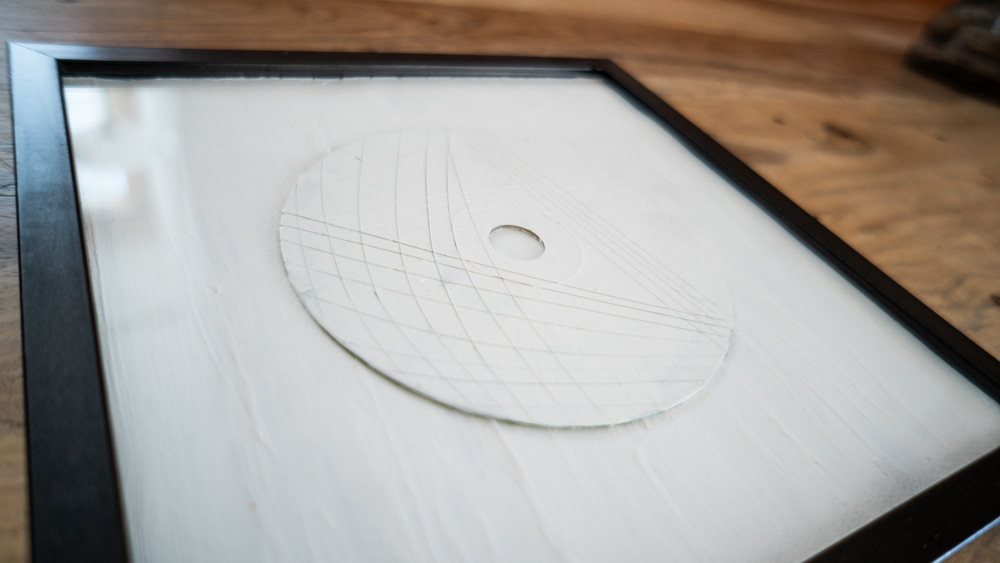 CD Kunst CD A Detail